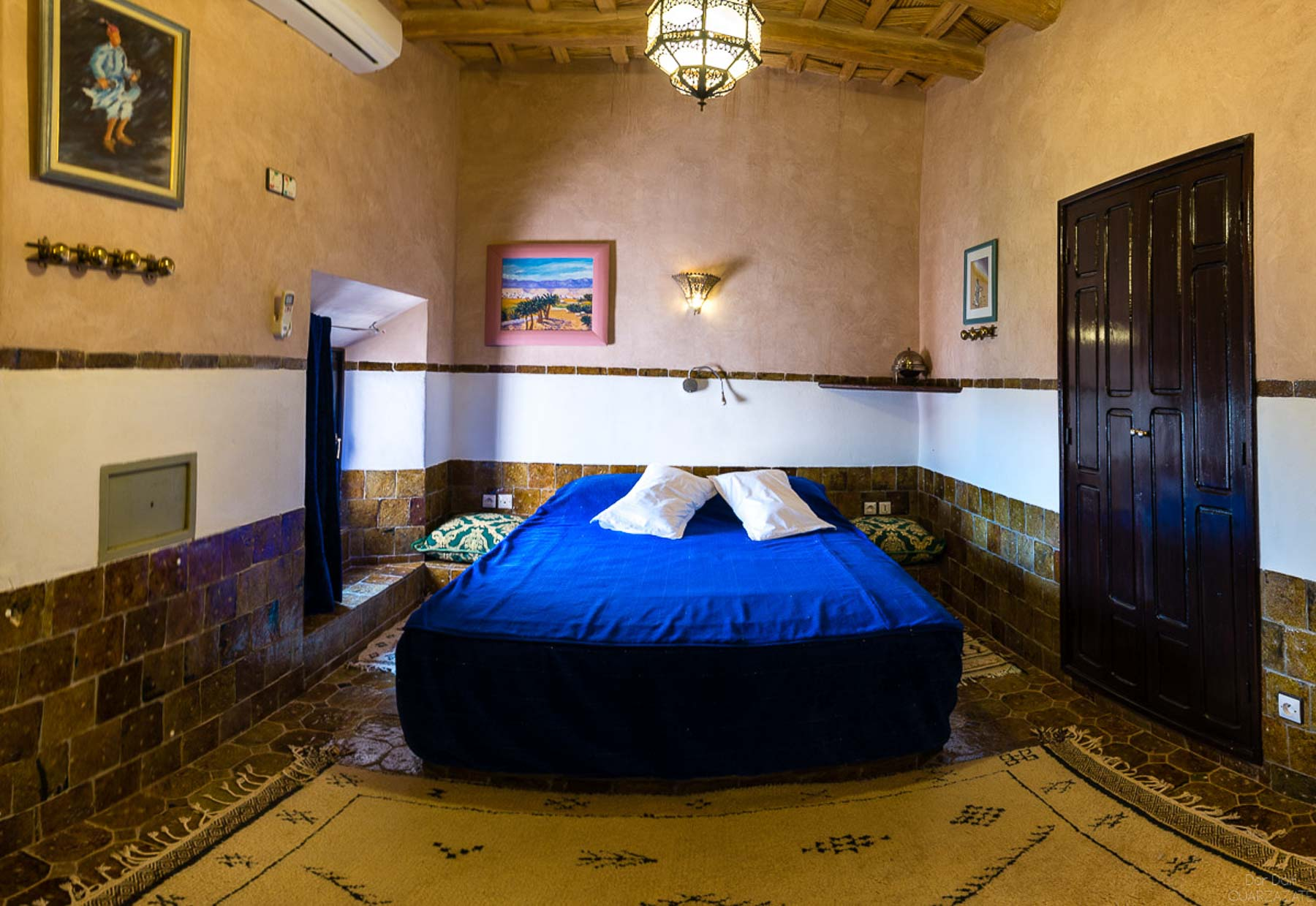 Chambre Hotel Riad Ouarzazate