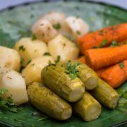 Légumes à la vapeur Ouarzazate