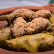 Pigeon Dinner Riad Ouarzazate