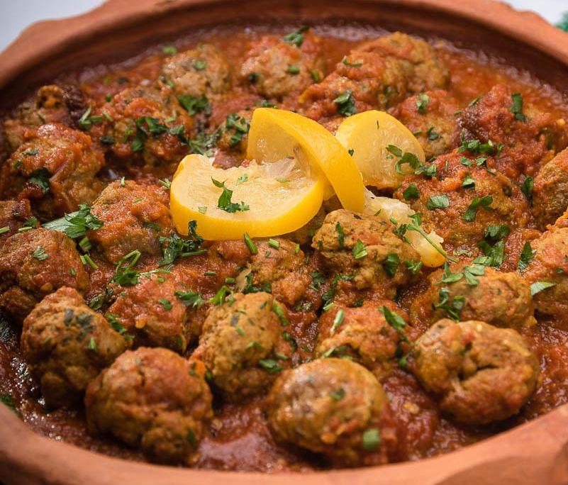 Tajine Kefta Dinner Riad Ouarzazate