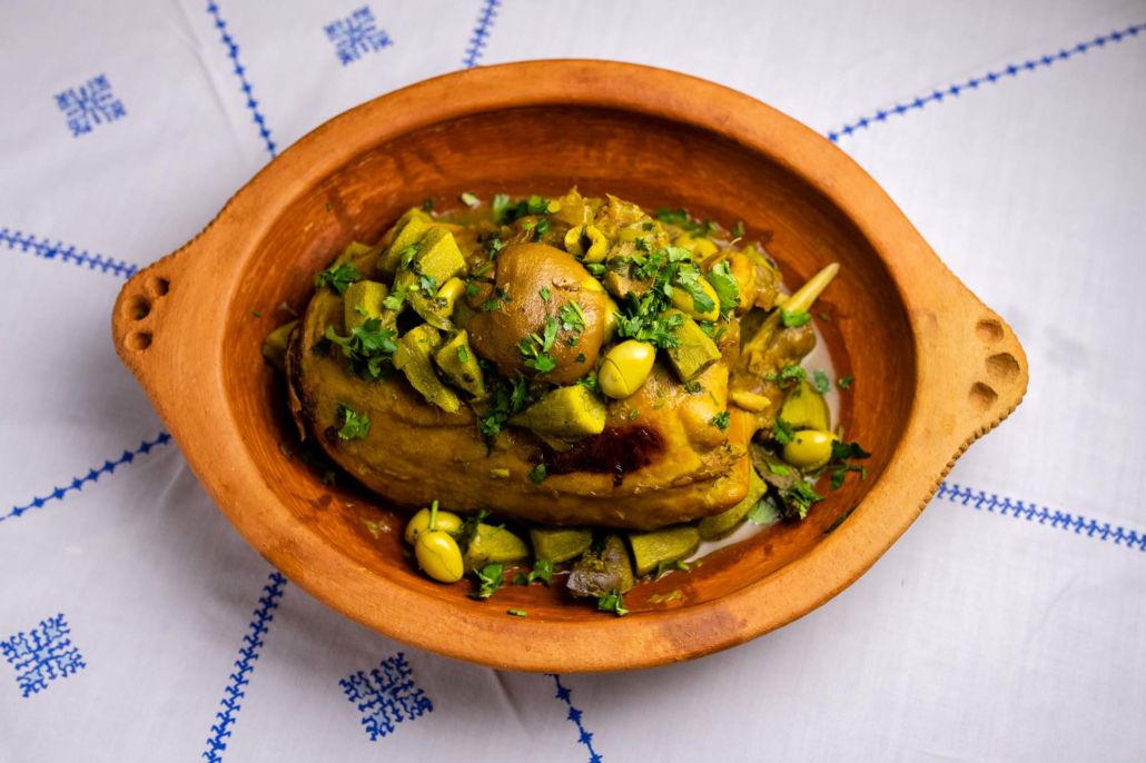 Dinner Riad Ouarzazate