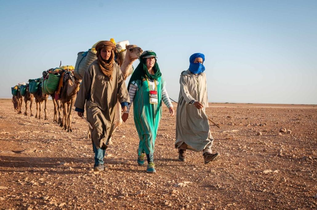 Alice Nador a Ouarzzate