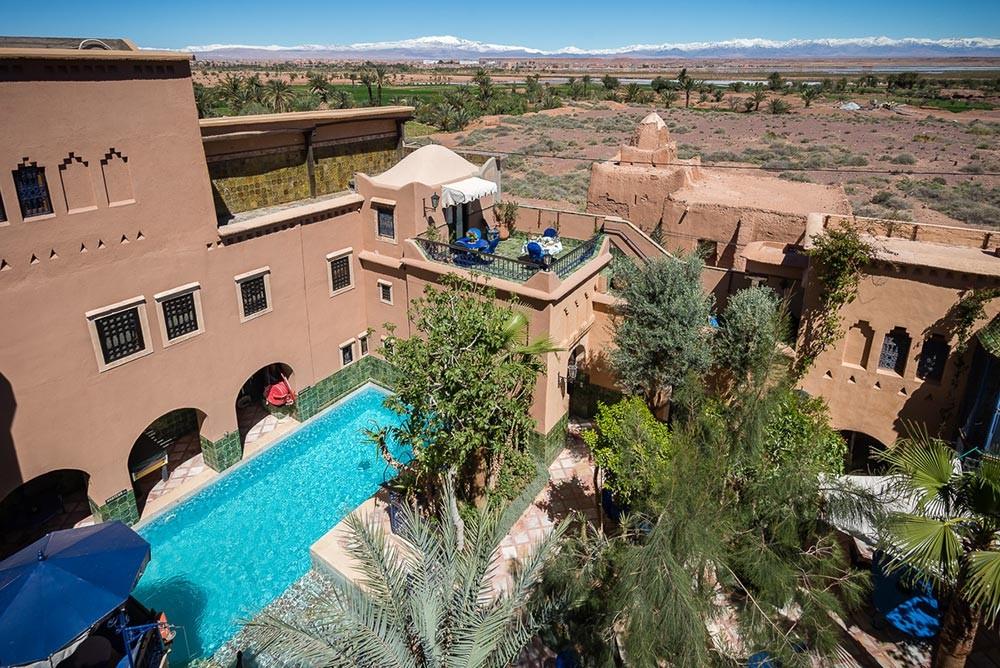 Hotel Ouarzazate Dar Daif 2020